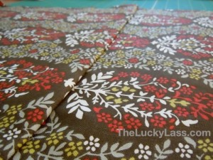 Piecing Fabric Together to Match